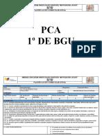 1,2,3,PCA  BGU secretaria