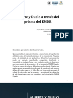 Manual Muerte y Duelo a Través Del Prisma Del EMDR