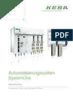 SystemOne_Katalog_KEBA_2020-04_DE