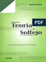 Metodo de Teoria e Solfejo(Com Aplicação Ao Hinário)CCB_1-50