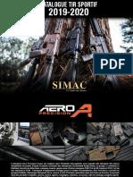 Catalogue Tir 2020