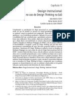 DESIGN INSTRUCIONAL_laços e nós no uso do Design Thinking na EaD