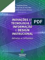 PDF Inovacoes Em Tecnologia Da Informacao e Design Instrucional eBook (1)