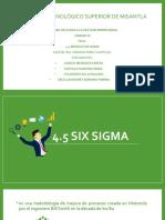 4.5 modelo six sigma