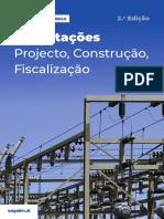 Subestações projetos e ConstruçõesManuel Bolotinha