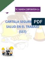 CARTILLA SST