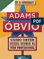 Minilivro Adams Obvio