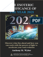 ebook The Esoteric Significance of the Year 2021