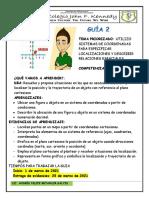 GUÍA 2 PLANO CARTESIANO (2)
