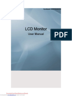Samsung Monitor syncmaster_2494hs