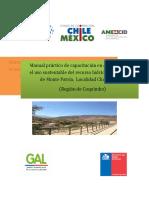 Manual Práctico de Capacitación en Ecotecnias Para El Uso Sustentable