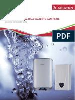 ARISTON Agua Caliente Sanitaria