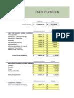 presupuesto certificacion angavil