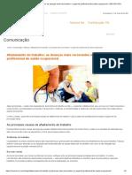 Afastamento do trabalho_ as doenças mais recorrentes e o papel do profissional de saúde ocupacional – SECONCI-RIO