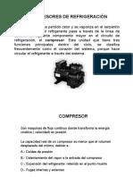 Apuntes de compresores alternativos II
