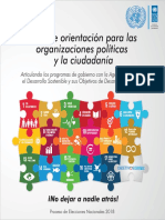 Undp Cr Guía ODS