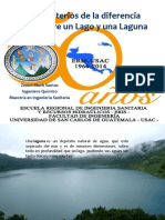 Diferencia Lago y Laguna