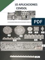 catalogo de aplicaciones cemsol
