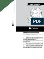 CAFETEIRA CADENCE EXP302 Manual