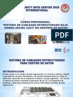 5.-PPT 1 - Cableado Estructurado Para Data Center - Engine - Satra