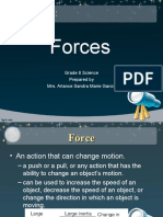 G8 Sci Lesson 1 Force