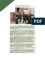 Laporan Intelijen Polisi Rahasia Jerman