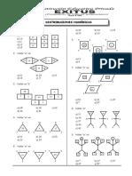 Razonamiento Matemático Distribuciones Numéricas Tarea