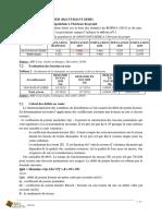 RAPPORT PROVISOIRE D'APS DJAVI