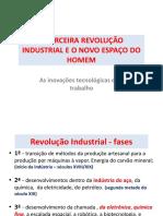 304776724 02 Terceira Revolucao Industrial Inovacoes Tecnologicas e Do Trabalho PDF