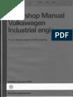 VW Diesel руководство по обслуживанию