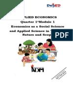 ABM-APPLIED ECONOMICS 12_Q1_W1_Mod1