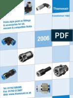 Festo Fittings Brochure 2006