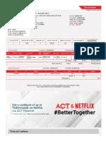 ACT -NET Bill