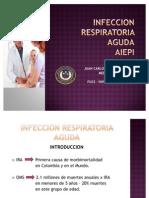 INFECCION RESPIRATORIA AGUDA