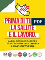 Accordo PD - Movimento 5 Stelle