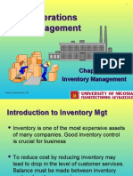 Inventory Management - Chap11