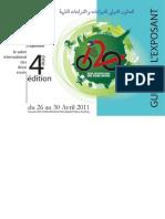 EXPOSANT 2011