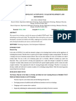 1. JBSIT- Measuring Technology Acceptance Scale Development and Refinement.