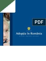 Brosura. Adoptia in RO