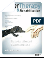 CyberTherapy & Rehabilitation, Issue 3 (3), Winter 2010.