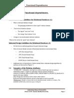 Ghani DBMS Functional Dependencies