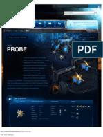 Probe-Unit Descriptions - Game - StarCraft II