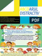 Softul educațional ABCdarul Distractiv