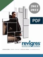 REVIGRES - CATÁLOGO GERAL 2011-2012
