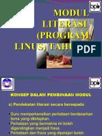 PENGGUNAAN MODUL LITERASI (PROGRAM lINUS) TAHUN 2