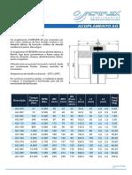 Catálogo Técnico - Acriflex AG