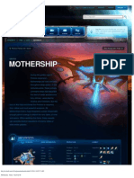 Mothership-Unit Description - Game - StarCraft II