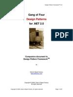 Gang of Four Design Patterns 2.0
