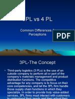 Logistics and transportation 3PL vs 4 PL