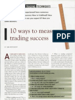 10 ways to trading sucess